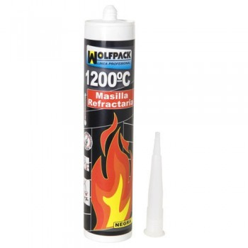 Wolfpack Refractory Putty...