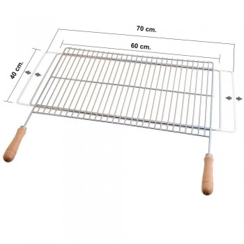 Extending Barbecue Grill...